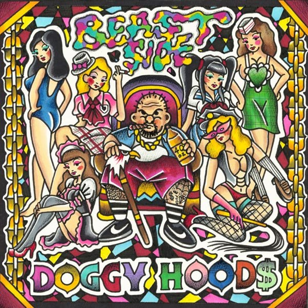 画像1: DOGGY HOOD$ - Beastside CDEP