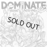 DOMINATE - You Ain't Nothing