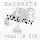 """BAYONETS - Pogo Or Die 7""""EP"""