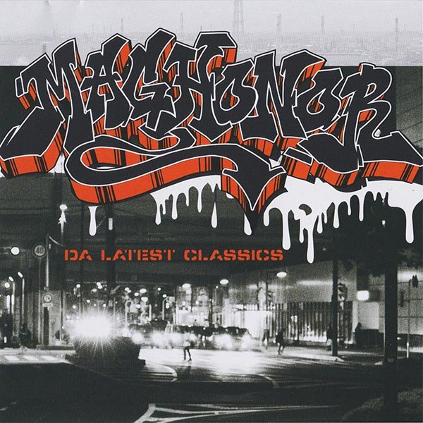 画像1: MAGHONOR - Da Latest Classics CD