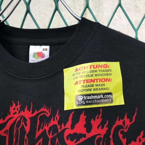 画像2: DOGGY HOOD$ - FWH Tシャツ 黒