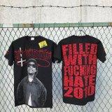 DOGGY HOOD$ - FWH Tシャツ 黒