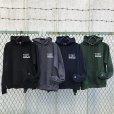 画像6: DOWN FOR LIFE CLOTHING - True School フードパーカー 深緑