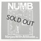 "NUMB - Ninjas with Attitude 7""EP"