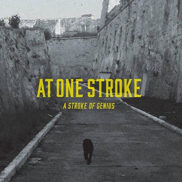 """画像1: AT ONE STROKE - """"A Stroke of Genius"""" CD"""
