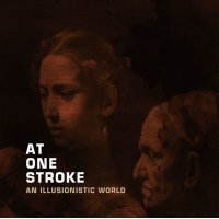 "AT ONE STROKE - ""An Illusionistic World"" CD"