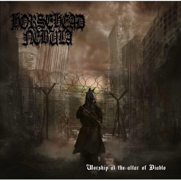 """画像1: HORSEHEAD NEBULA - """"Worship at the Altar of Diablo"""" CD"""