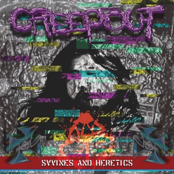画像1: CREEPOUT - Svvines and Heretics CD